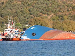 Pasha gemisi balıkçıları mağdur etti
