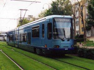 Sofya'da tramvaylar çimin üzerinden gidecek