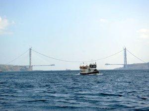 Yavuz Sultan Selim Köprüsü'nde çalışmalar hız kesmiyor