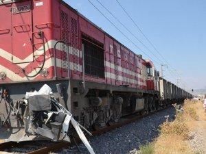 PKK, yük trenine saldırdı