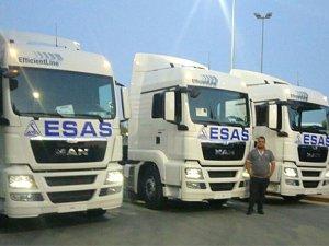 ESAS Petrol, filosunu Man ile güçlendirdi