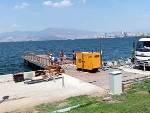 İzmir'in 5 ahşap iskelesi Ağustos sonunda hazır