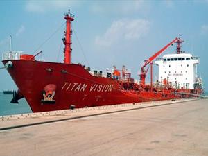 M/T TITAN VISION, Akar Deniz Taşımacılık Şirketi'ne satıldı