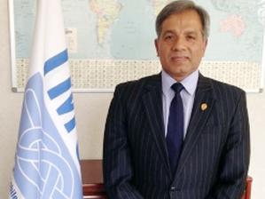 IMSO Genel Direktörü Kaptan Moin Uddin Ahmed, Altın Çıpa'ya katılıyor