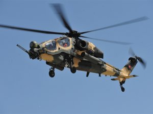 ATAK Helikopteri Polonya'da uçtu