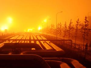 Kars'ta doğalgaz boru hattına saldırı