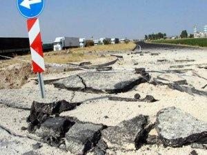 Uluslararası İpek Yolu'na bombalı saldırı