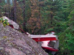 Kanada'da deniz uçağı düştü: 6 ölü