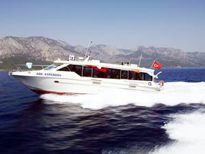Antalyalılar denizden ulaşımı sevdi, sefer sayısı artırıldı