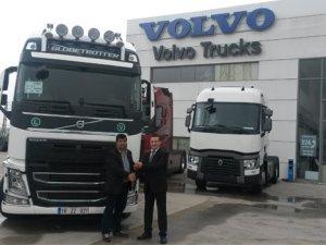 Özer Nakliyat'ın vazgeçilmez tercihi: Volvo Trucks