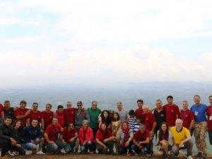 10. Uluslararası Serdivan-Kırantepe Yamaç Paraşütü Uçuşları sona erdi