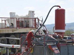 Kocaeli Kandıra'da doğalgaz heyecanı