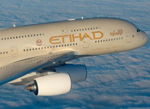Etihad Airways'ten gökyüzünde eşsiz hizmet