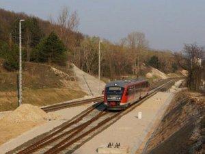 Budapeşte-Estergon Hattı yeniden kullanıma açıldı