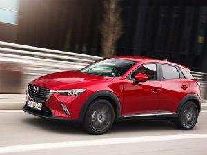Mazda'ya üç ödül birden