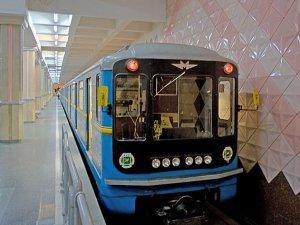 Ukrayna'da Kharkiv Metrosu trenleri yenilendi