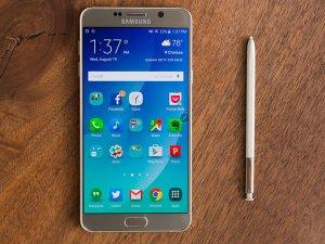 Galaxy Note 5'in Avrupa versiyonu görüldü!