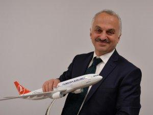 Temel Kotil: Terör olayları hava taşımacılığını etkilemedi