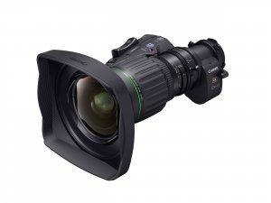 Canon dünyanın en geniş  açılı lensini üretti!