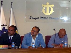 MSC İzmir seferlerine devam ediyor