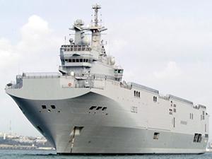 Rusya, Fransa'nın Mistralleri satmasına izin vermedi