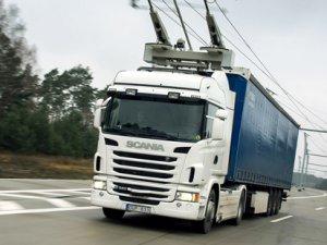 Scania elektrikli araç testlerine başladı