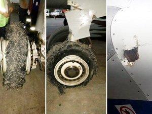 Antalya Havalimanı'nda büyük tehlike
