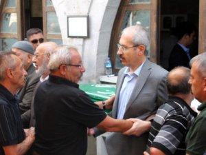 Bakan Feridun Bilgin'in yengesi, hayatını kaybetti