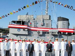 Deniz Kuvvetleri'nde yarım asırlık gemiler envanterden çıkarıldı