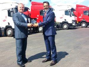Tutu: Yakıta yatırım yaptık, Renault Trucks aldık