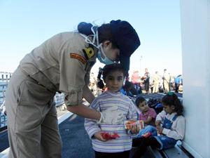 Ege Denizi'nde son 8 ayda 40 bin kaçak göçmen yakalandı