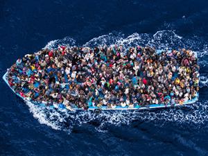 Akdeniz'de Göçmen Sorunu, İstanbul'a masaya yatırılıyor