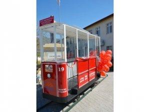 Hitit Üniversitesi'nden solar tramvay