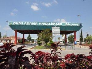 Adana Havalimanı'nda büyük artış