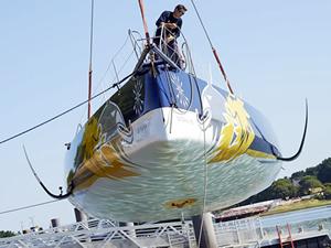 Gitana 16 yarış yelkenlisi 25 Ekim'deki yarışlara hazır