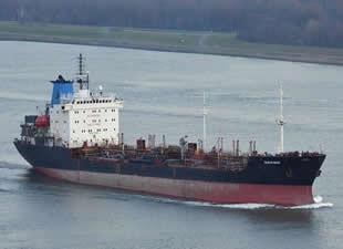 İstanbul Boğazı Karadeniz çıkışında iki gemi çatıştı
