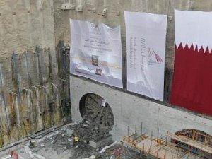 Yapı Merkezi Lusail Projesi'ndeki Büyük Tüneli bitirdi