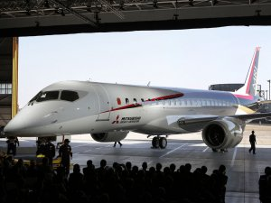 Japon Mitsubishi yolcu uçağı üretecek