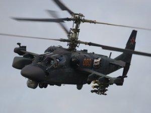 Mısır, Rusya'dan Ka-52 Alligator helikopteri istedi