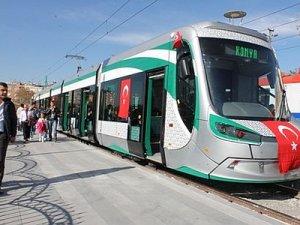 Konya'da tramvay seferleri ne zaman başlayacak?