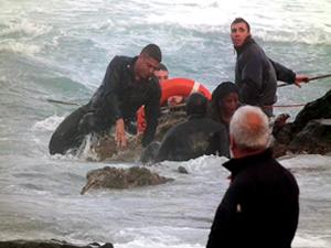 Ege'de göçmen faciası: 11 ölü, 5 kayıp