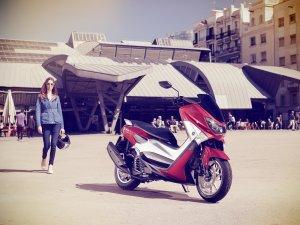 Yeni Yamaha NMAX'e büyük talep!