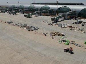 Diyarbakır Havalimanı bölgedeki en büyük havalimanı olarak açılıyor