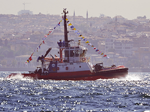 Med Marine, Efesan Port römorkörünü İzmit Körfezi'nde hizmete alıyor