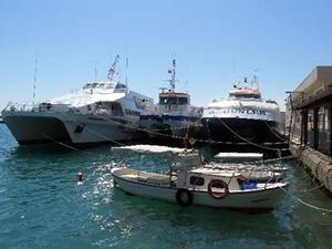 Taşucu Limanı'nı Mersin Büyükşehir Belediyesi işletecek