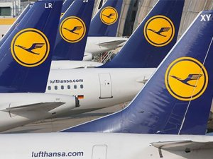 Lufthansa'da grev krizi