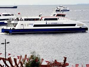 İzmir Körfezi'nde çalışacak yolcu gemilerine unutulmaz futbolcularının adı verilecek