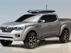 Renault'tan Alaskan sürprizi