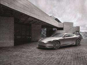 Aston Martin'den 50'nci yıla özel araç