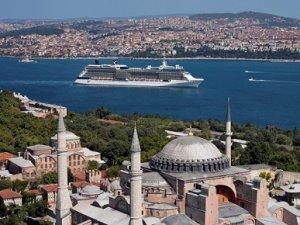 Ünlü kruvaziyer şirketinden İstanbul'a 'güvenlik' iptali